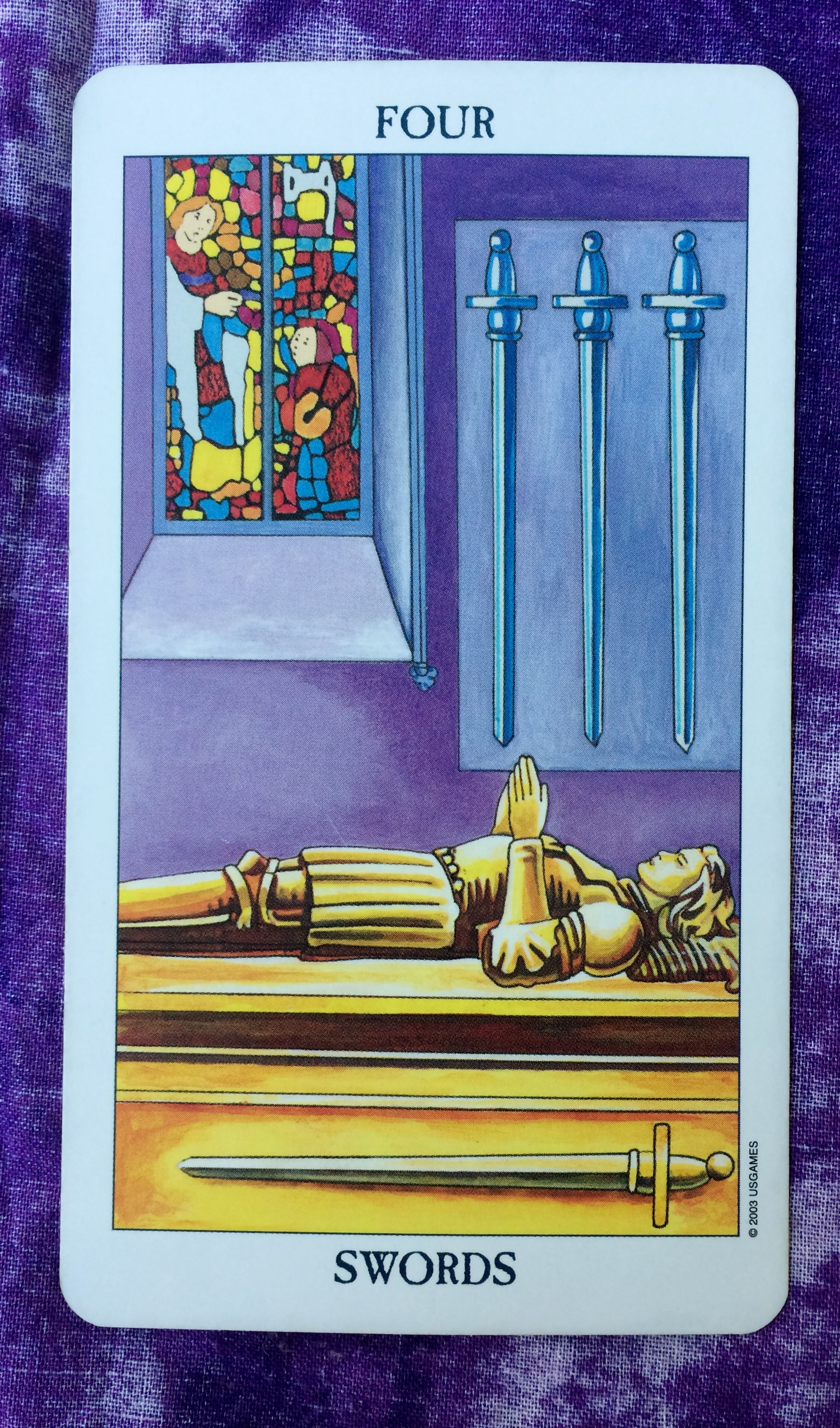 Daily Tarot Reading For