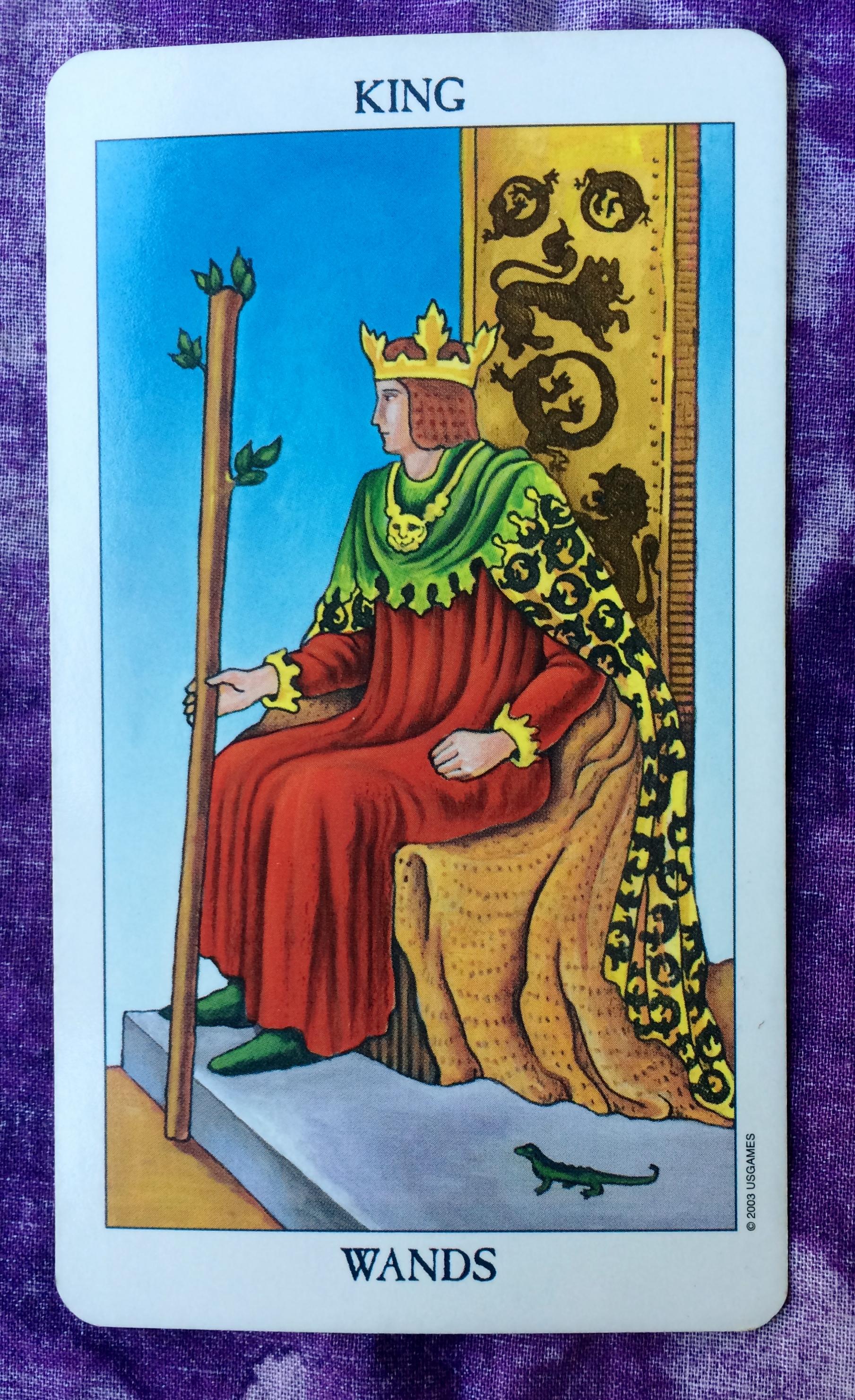 Daily Tarot Reading For 11-8-2017