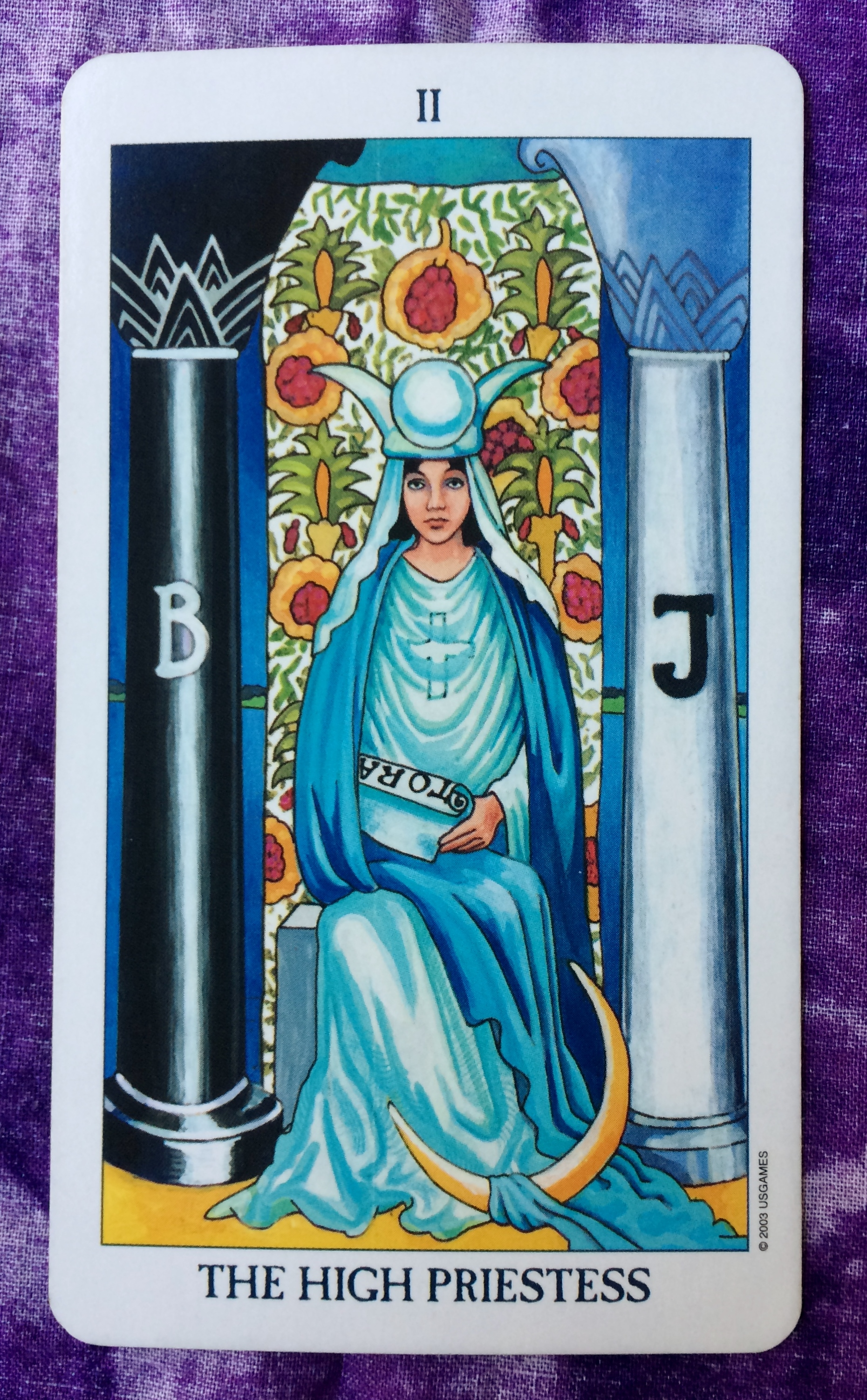 Image result for the great priest tarot